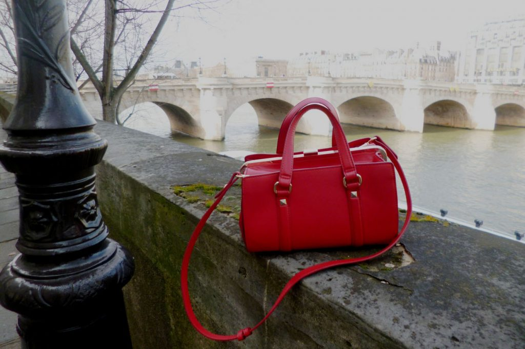 The Red Touch : mon sac à main