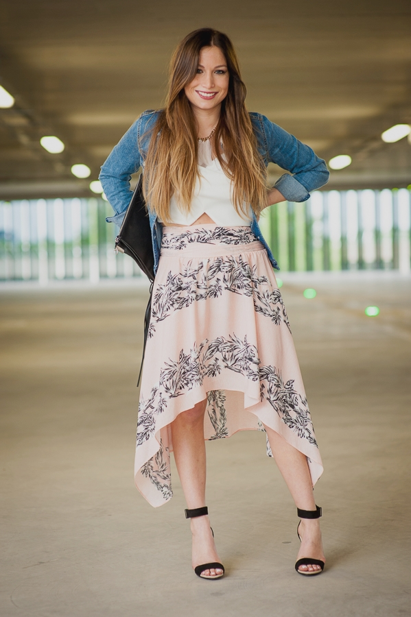 Hippie chic la minute fashion by melody Bohemian style fashion blogs