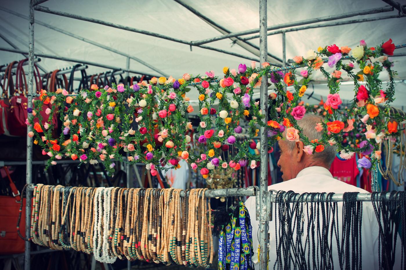 couronnes de fleurs flower headband