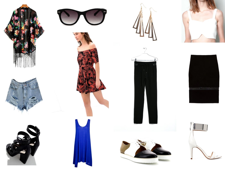 ma selection des soldes ete 2014 blog mode