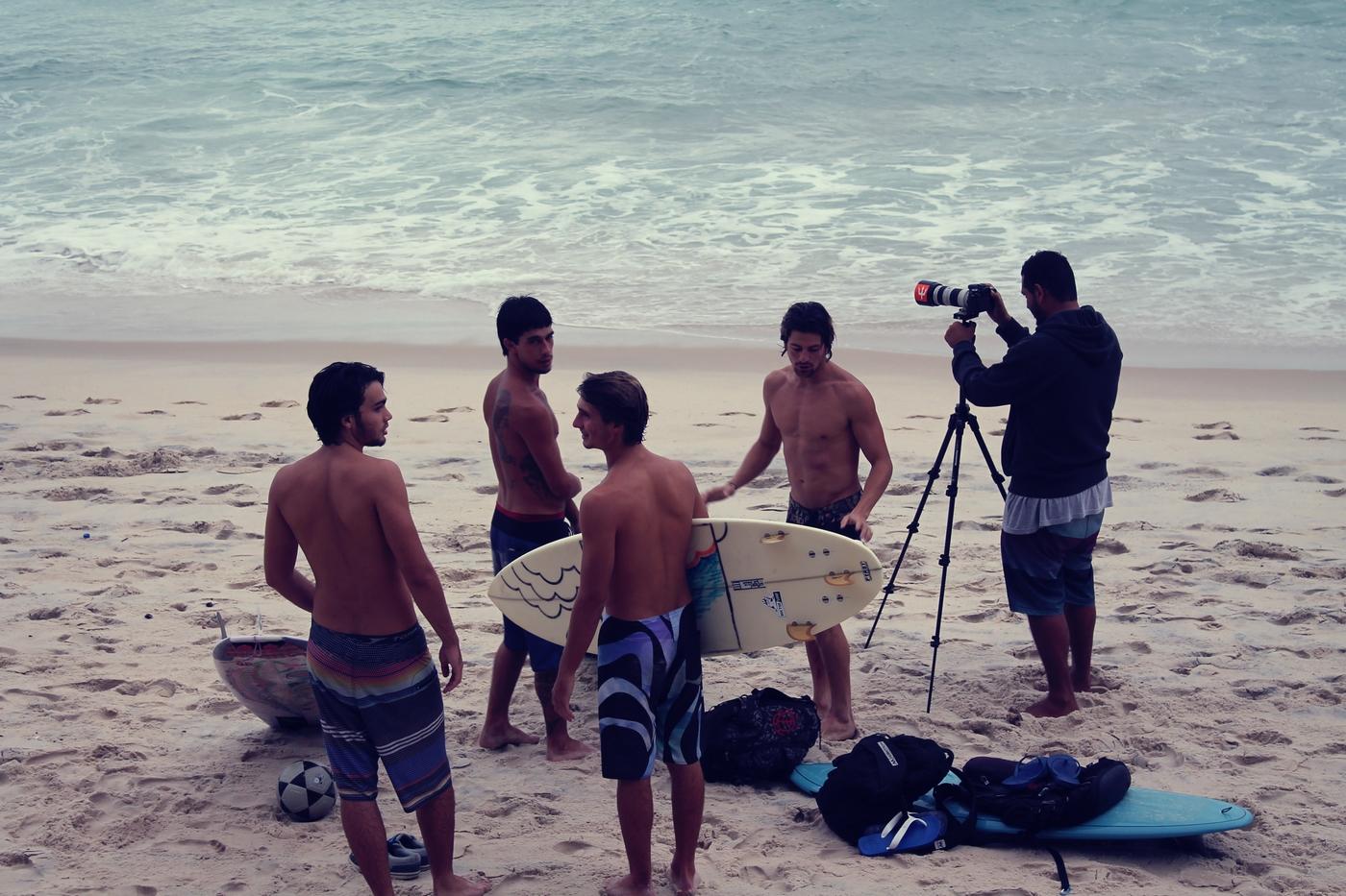 sexy surfeur copacabana
