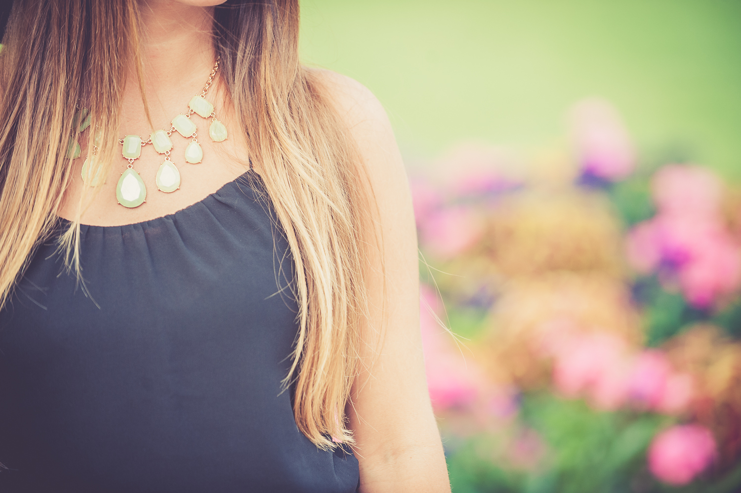 collier pierre forever21
