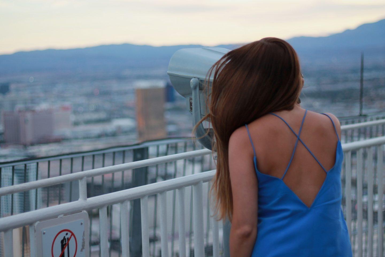 Stratosphere roof top (Las Vegas)