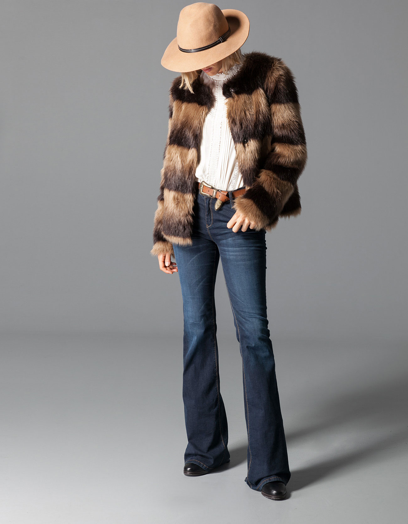 Comment Porter La Fausse Fourrure How To Wear The Fur Coat My Blog