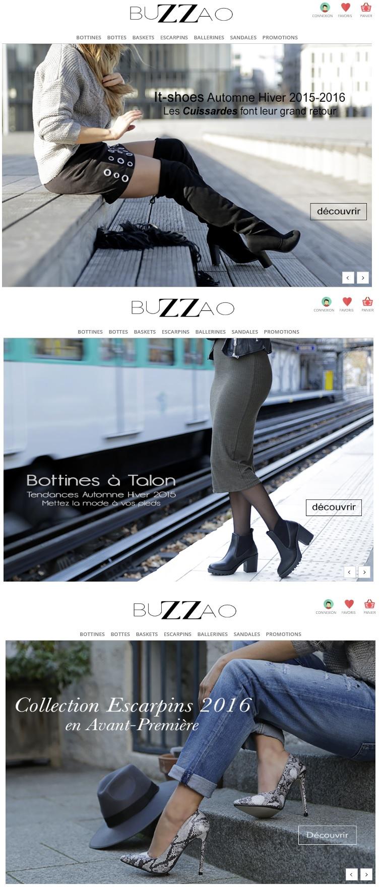 la minute fashion x buzzao