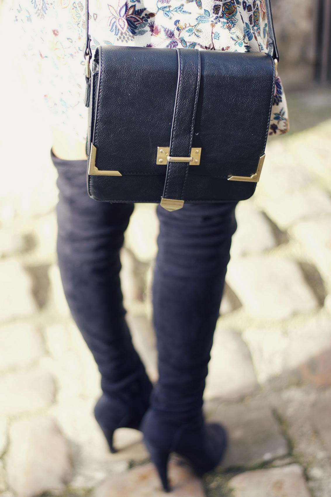 sac en cuir mini cartable forever21