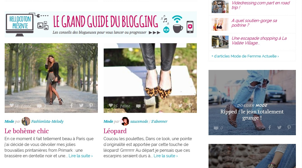 une mode HC 20avril2015