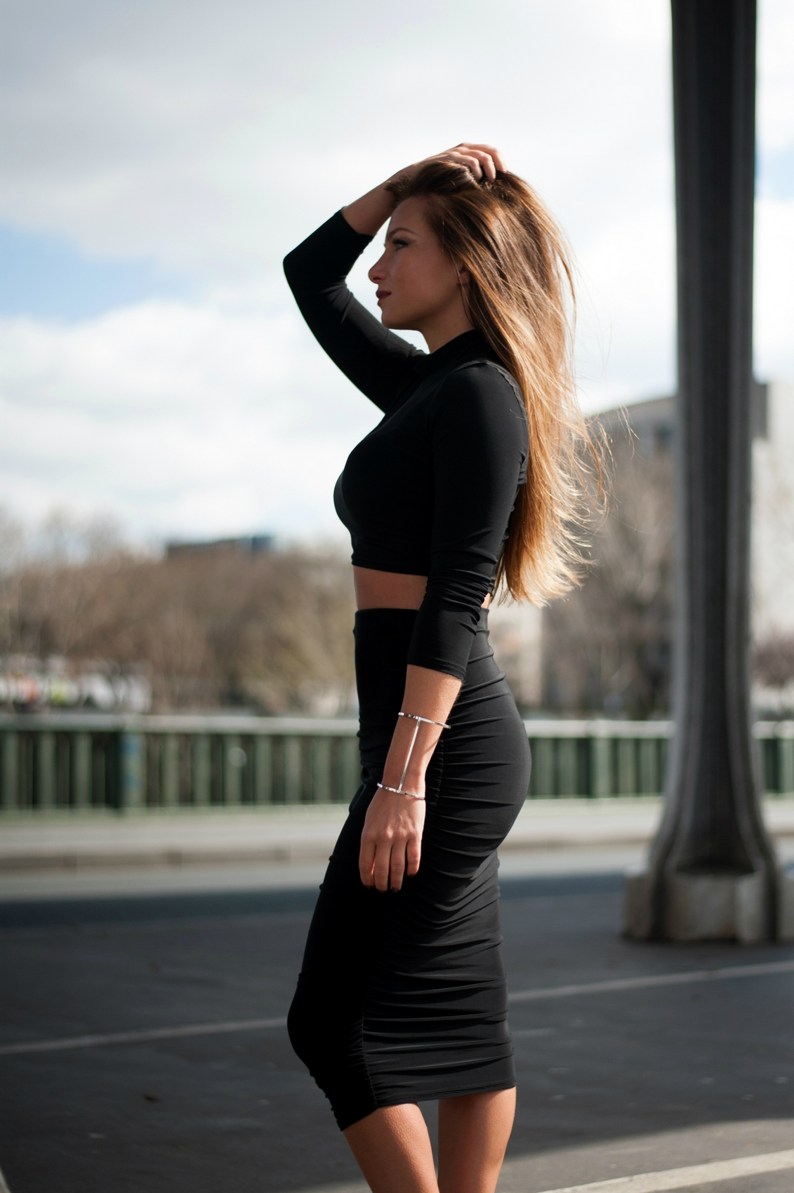 Minimalist monday mm x boohoo la minute fashion by melody - Ensemble femme jupe et haut ...
