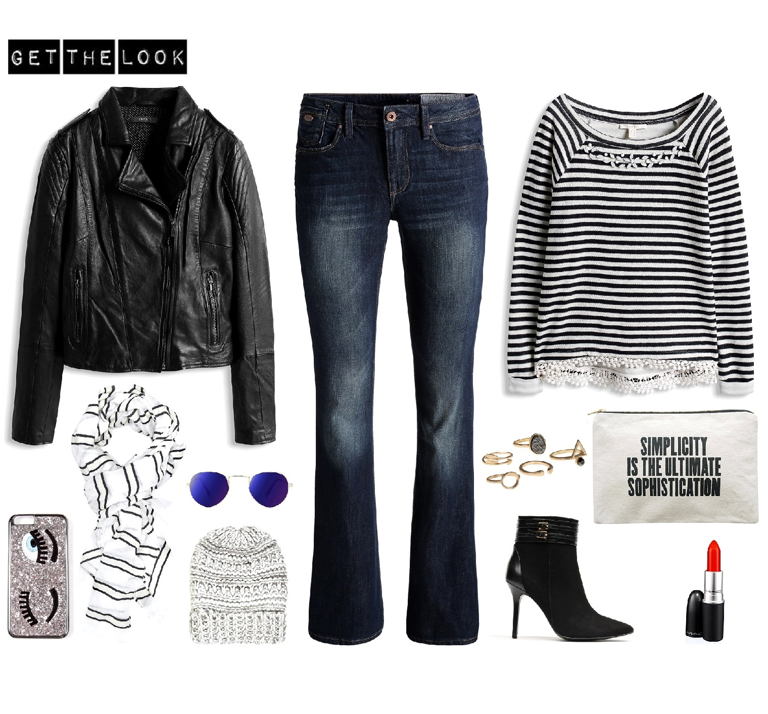 get the look with a flare jean laminutefashion