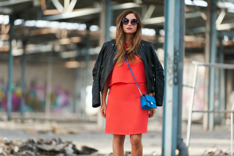 23b5a755a28 Color blocking ! La Minute Fashion x Lenny B. Paris
