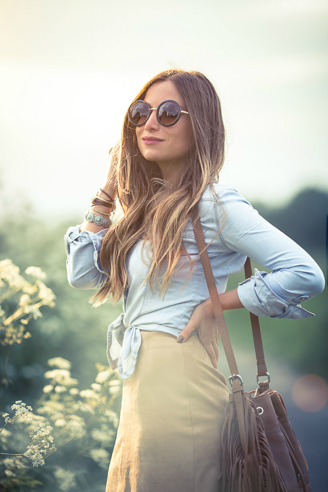 festival outfit x la minute fashion x new look