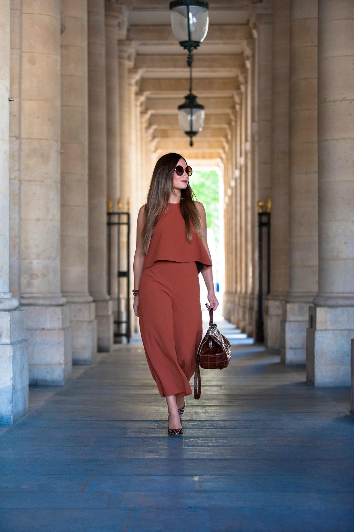 tendance pantalon jupe culotte blog mode