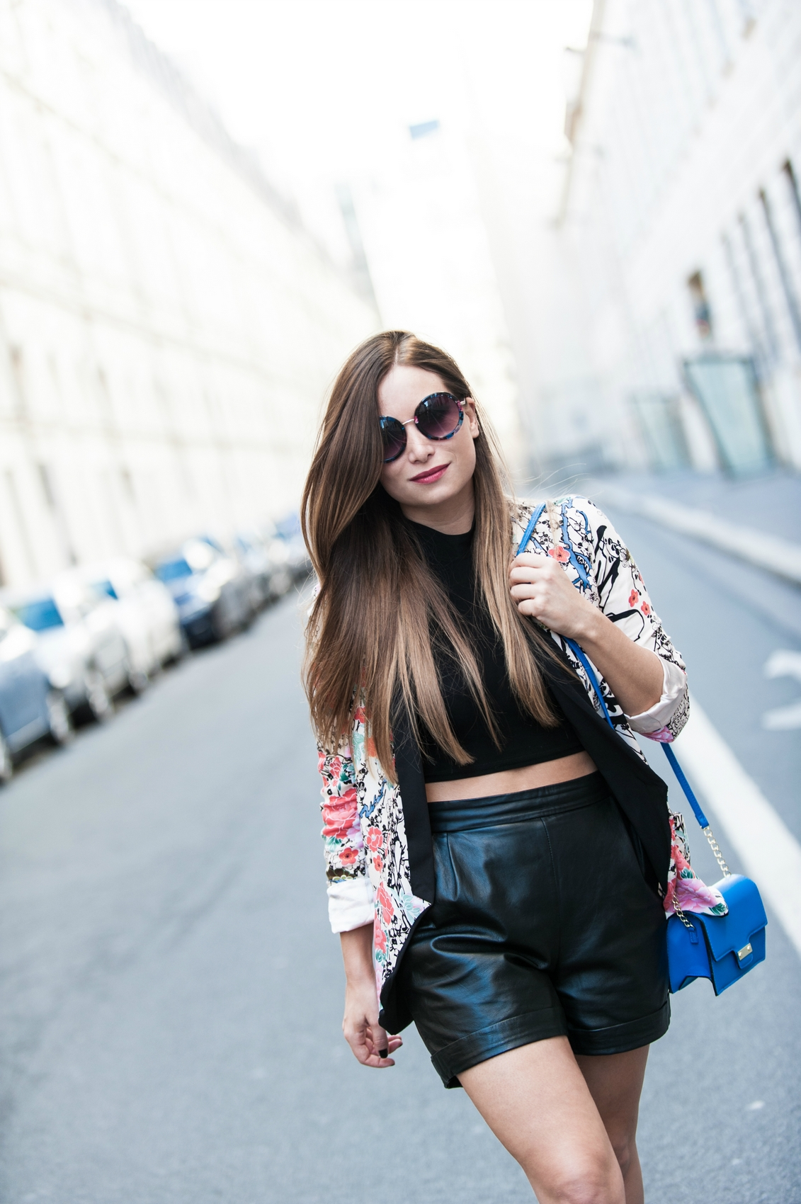 ootd sport chic outfit fashion blog paris