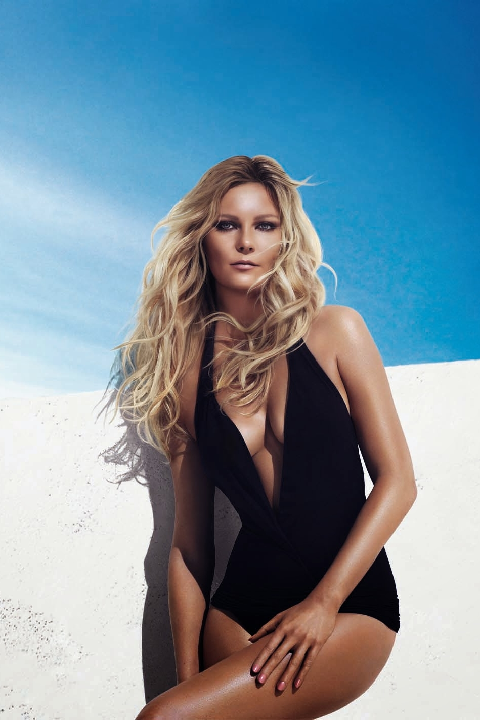 get a beach wave with loreal