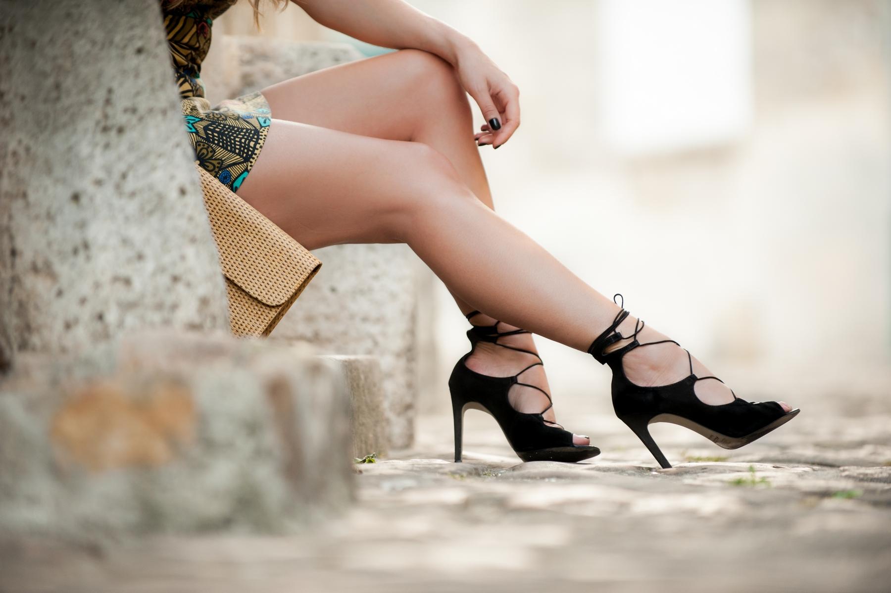 lace up high heel aldo