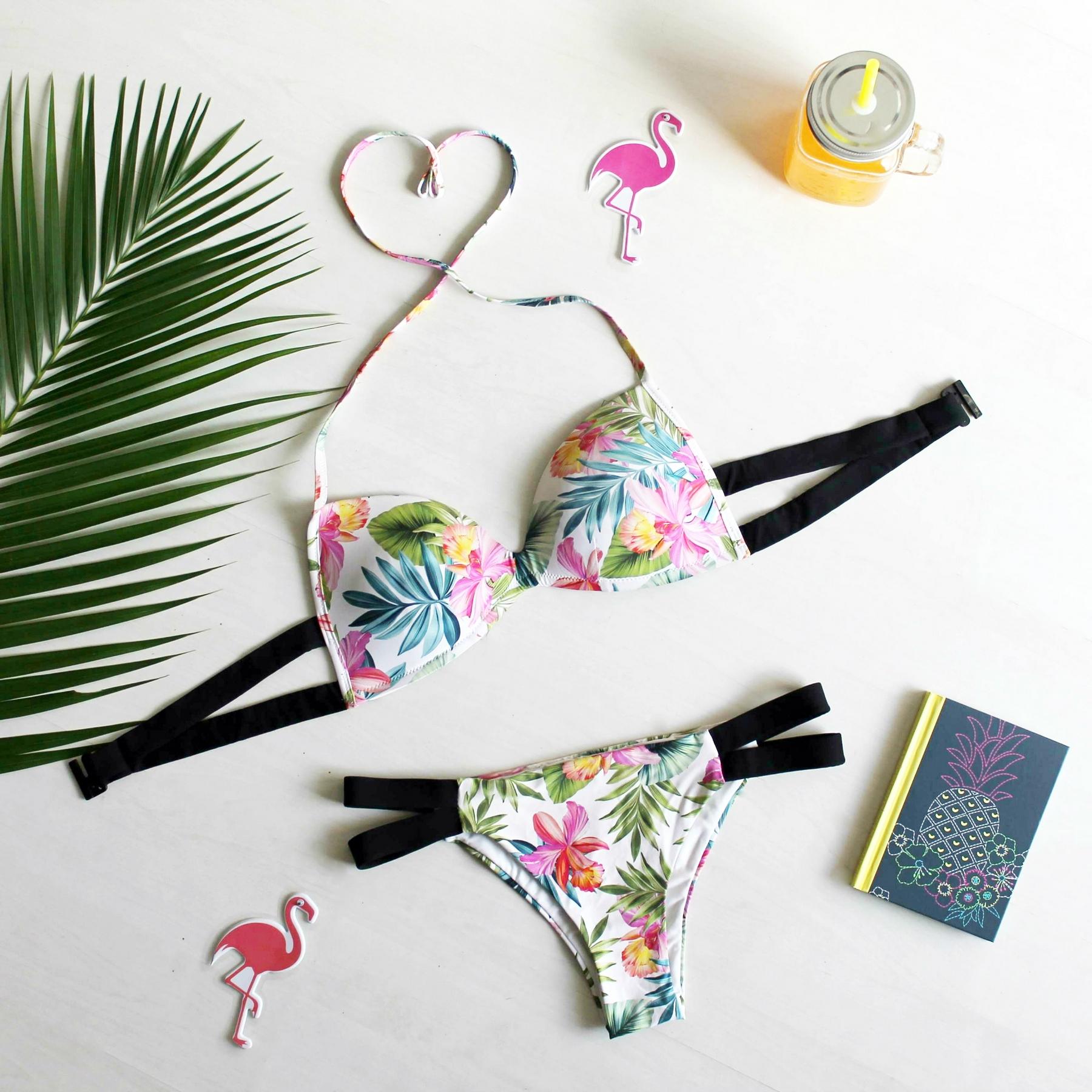 última tecnología procesos de tintura meticulosos nuevo lanzamiento strappy and tropical bikini calzedonia insta – My Blog