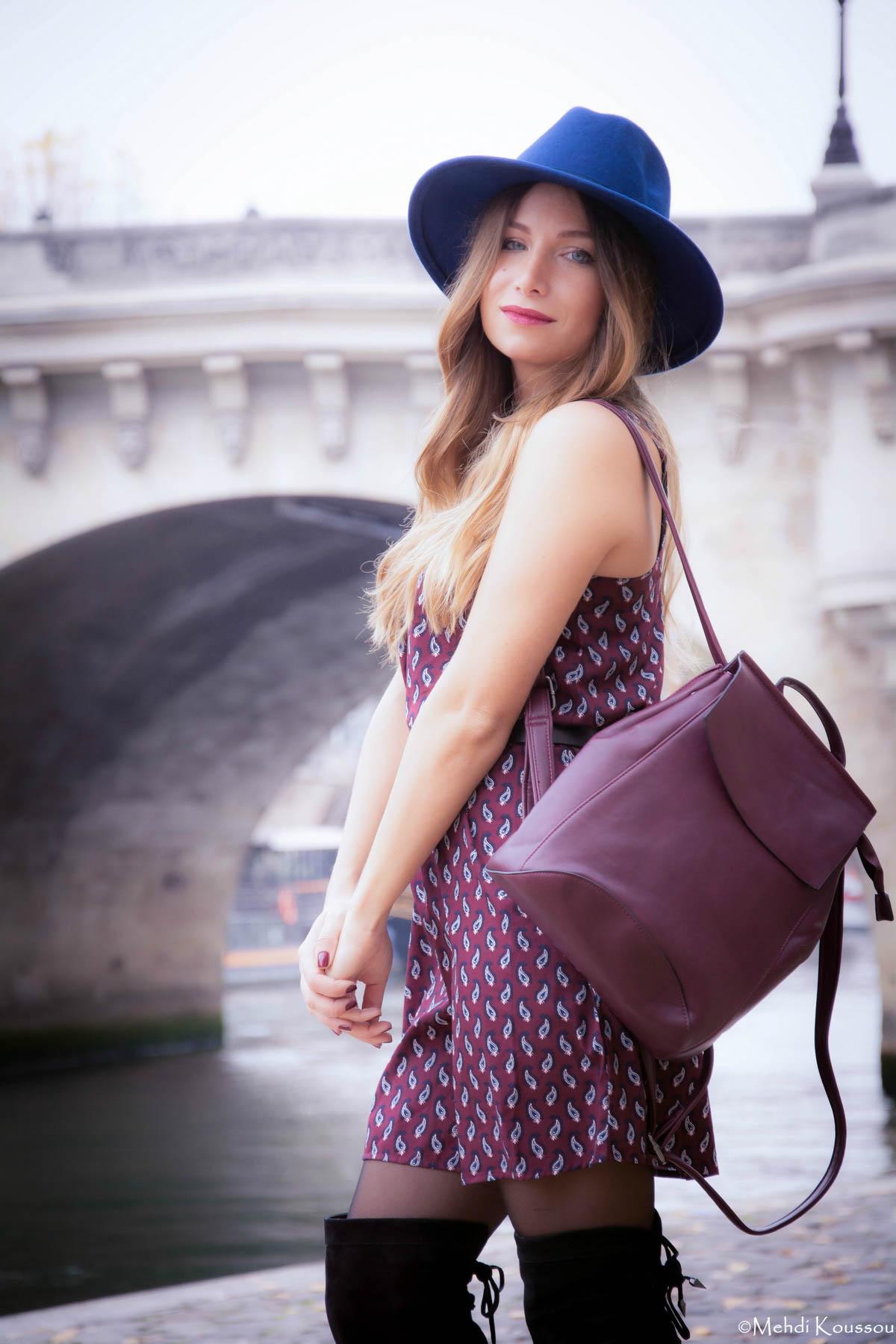 cheap look primark hat and dress (1 sur 1)
