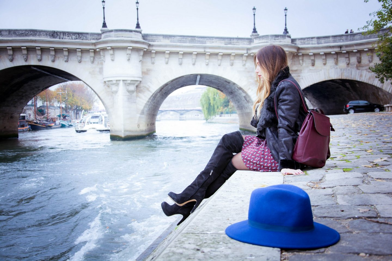 Paris mon Amour, les quais de Seine
