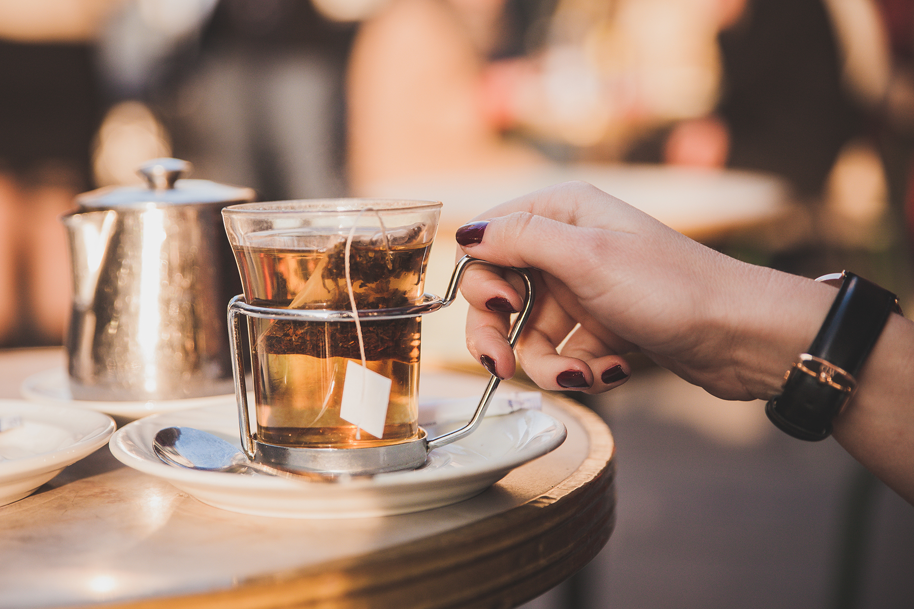 tea cafe de l industrie