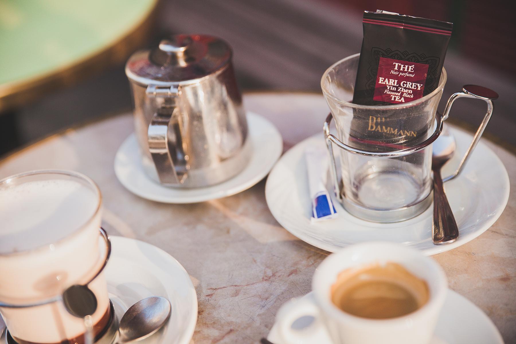 tea time entre bloggueurs et photographe