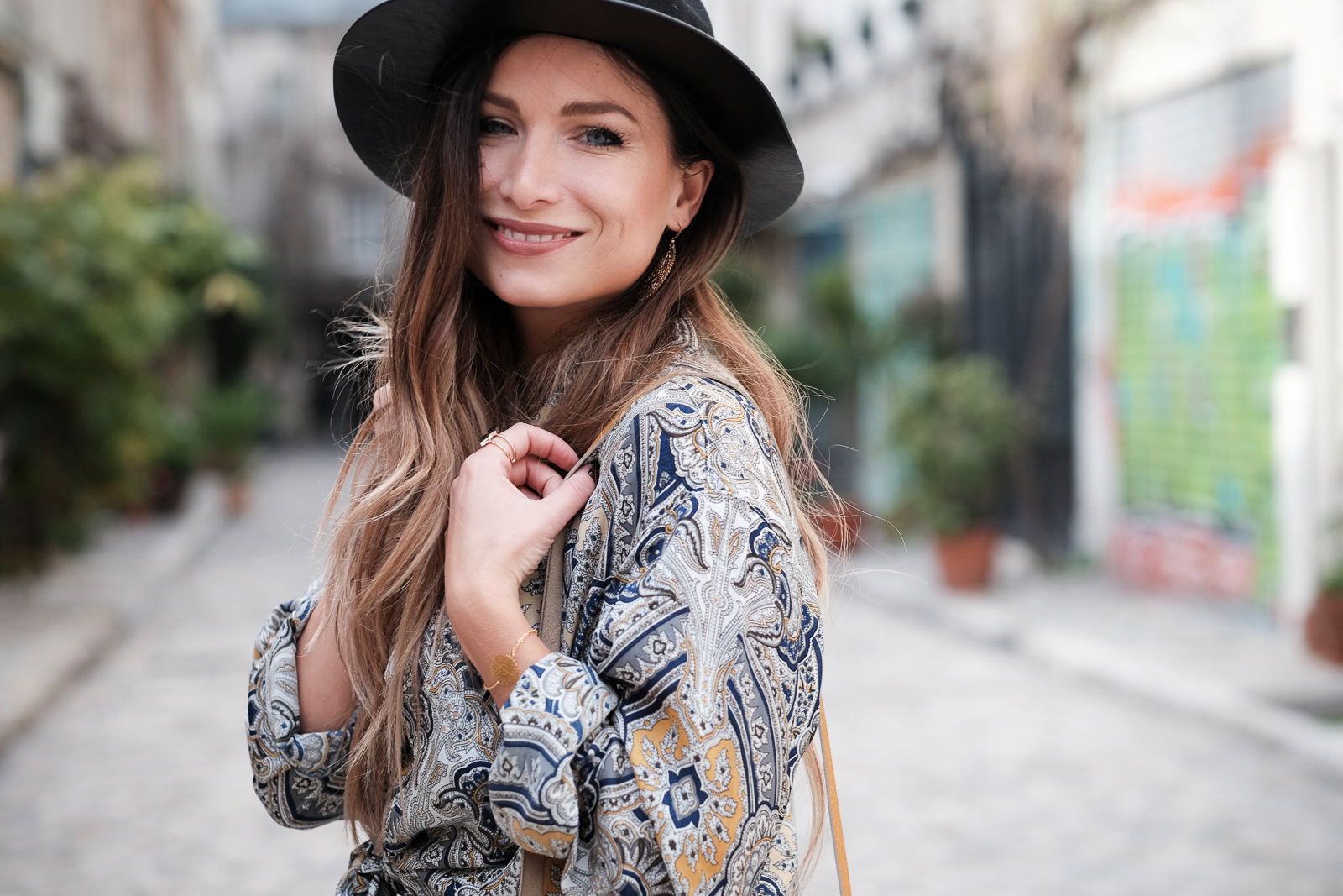 fedora hat fashion blog