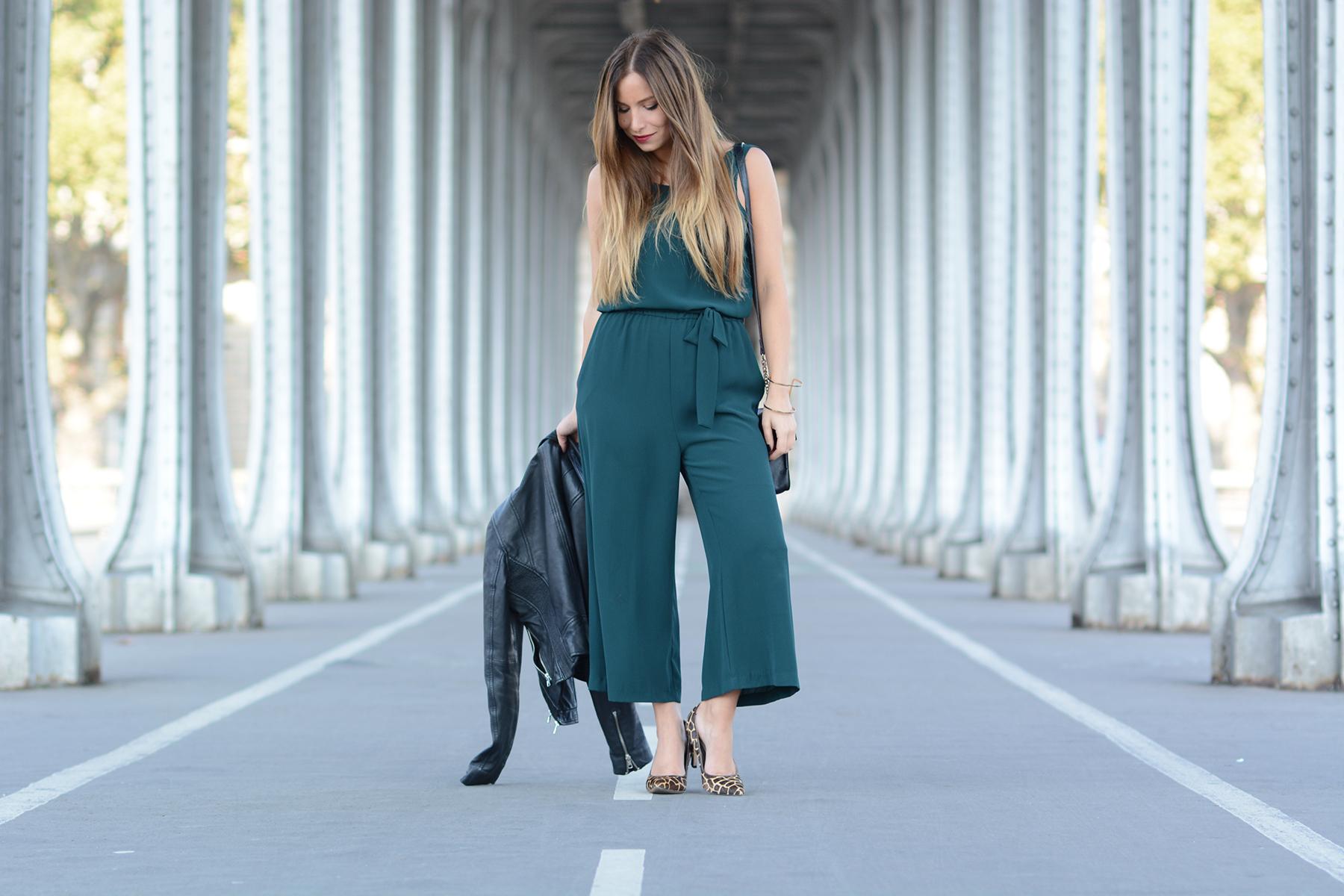combinaison palazzo pant fashion