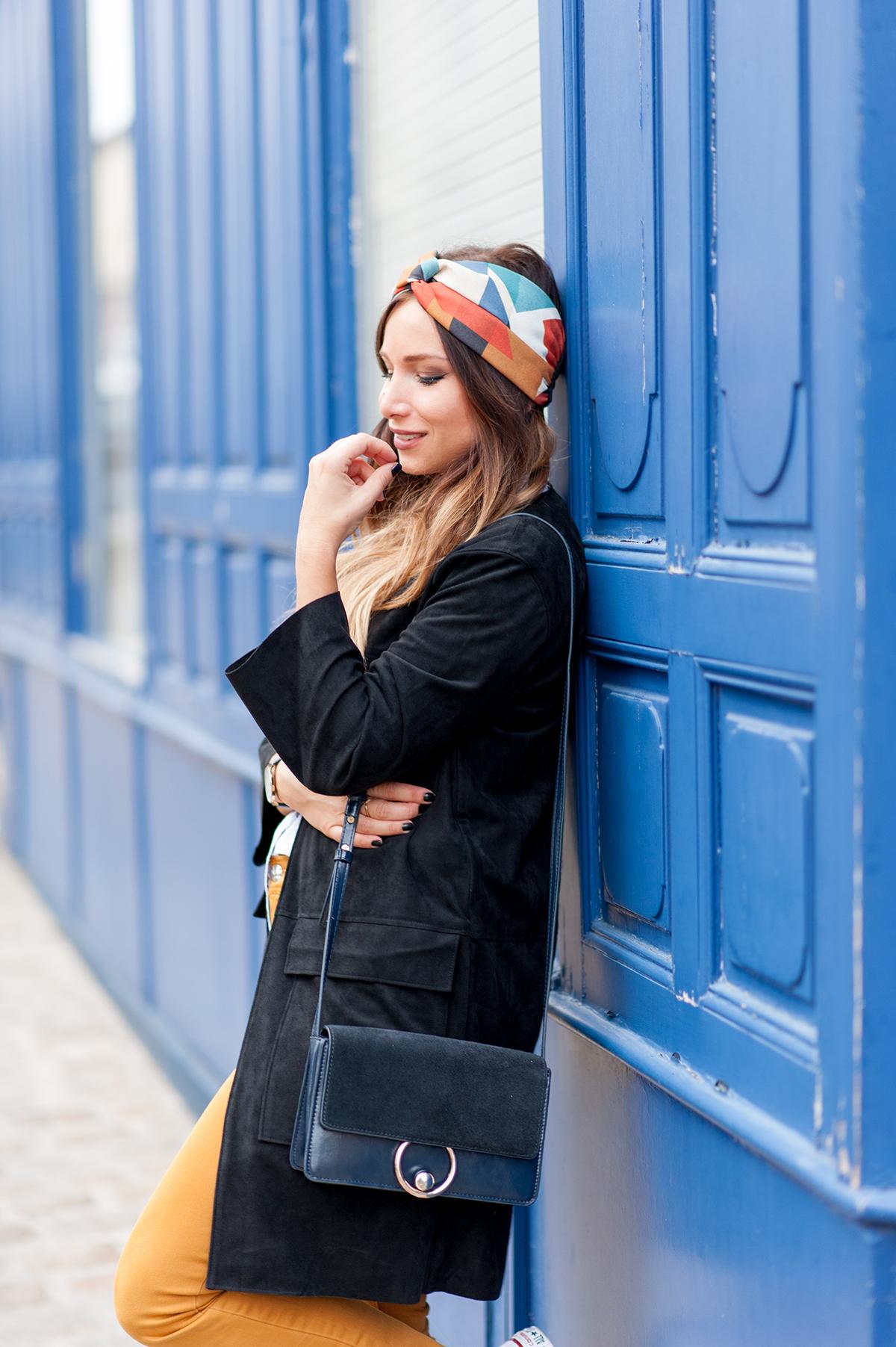 look boheme chic avec turban indira de paris blog mode