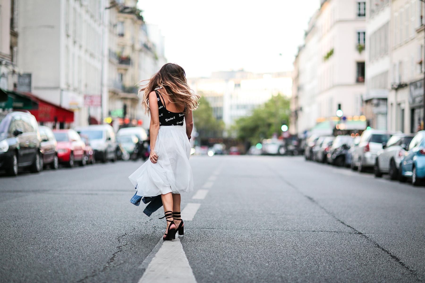 streetstyle fashion blogger tutu