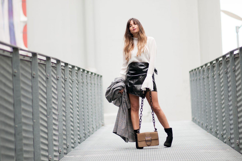 La jupe vinyle : Yes or NO WAY ?!
