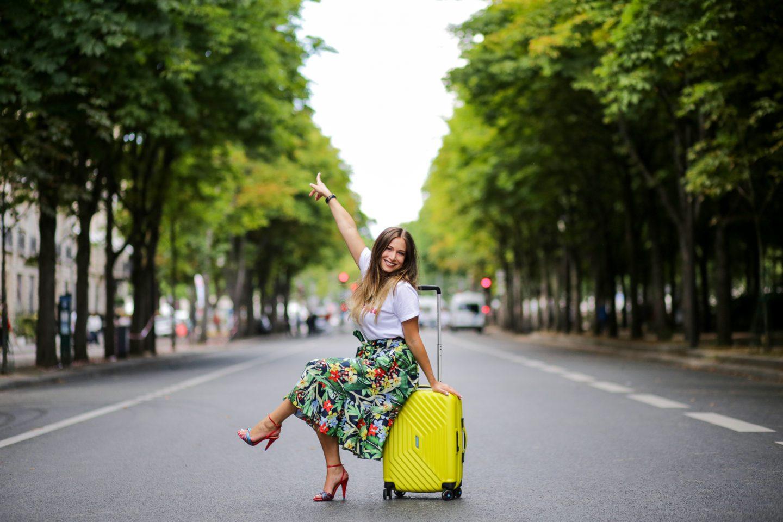 Ready pour les vacances avec American Tourister !