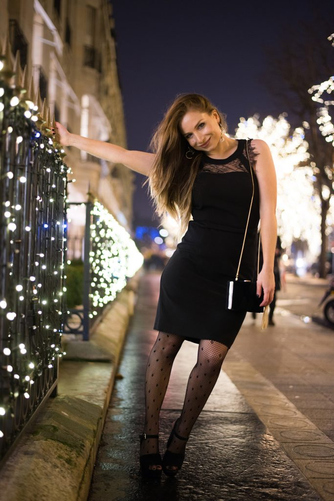 – Comment Petite My Robe Mode Blog La Noire Porter MpSUVz