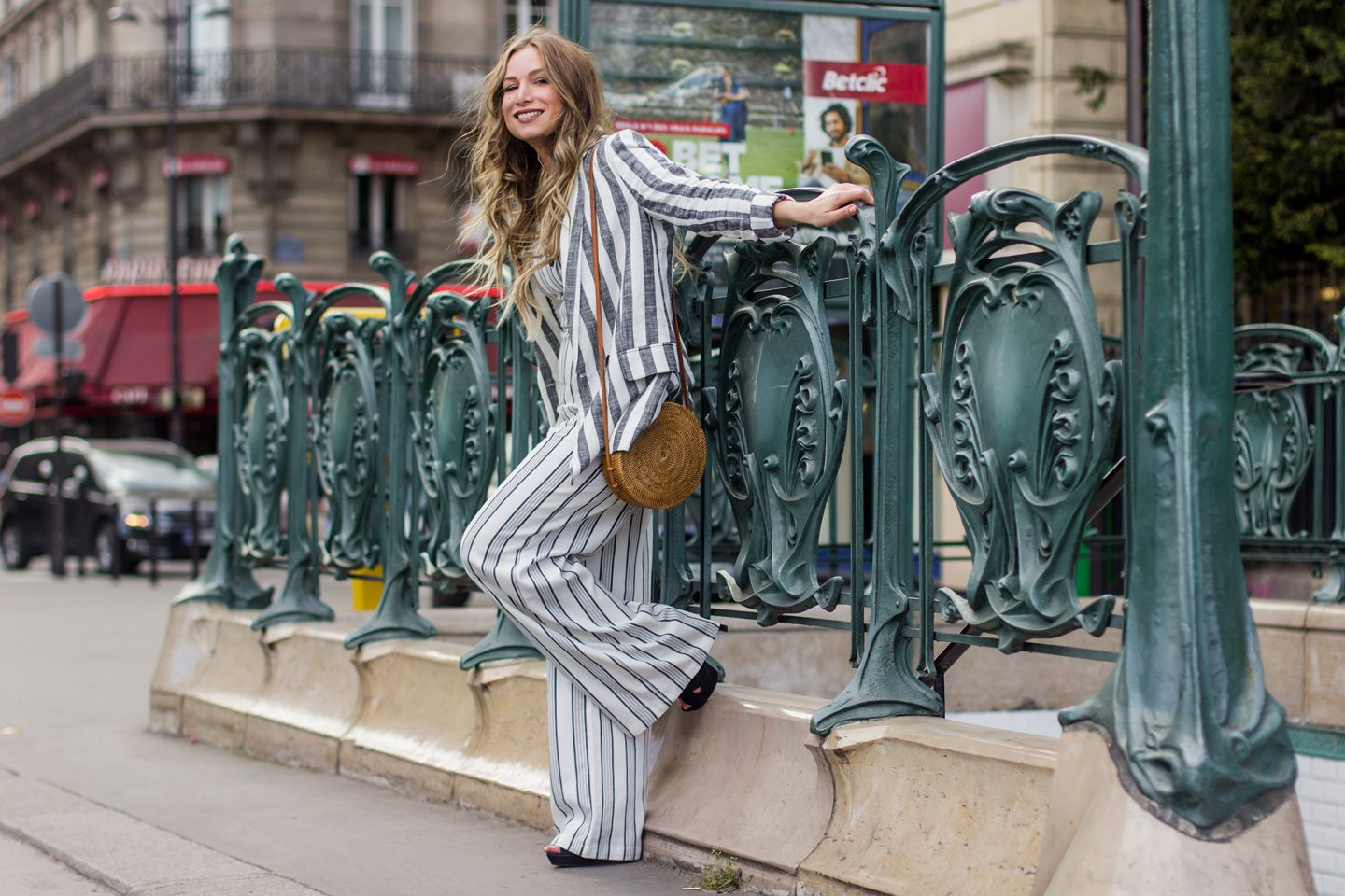 Mixer des rayures ensemble : stripes on stripes !