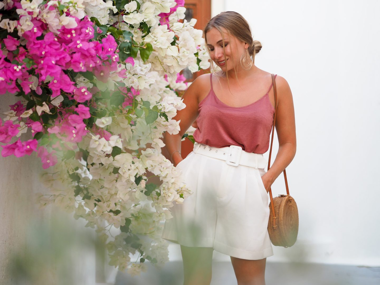 White & blush : des couleurs qui donnent bonne mine !