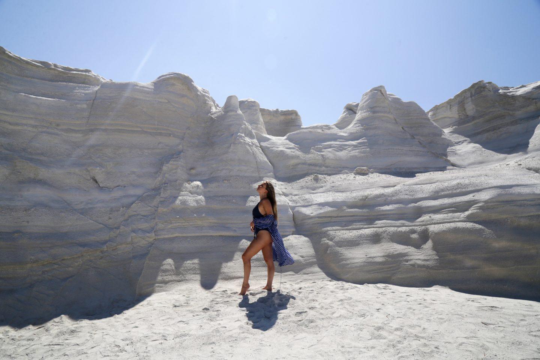 Milos travel guide : les plus jolies plages de Grèce !
