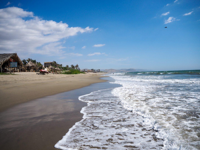 Nord du Pérou : les plages de sable fin de Mancora et de ses alentours