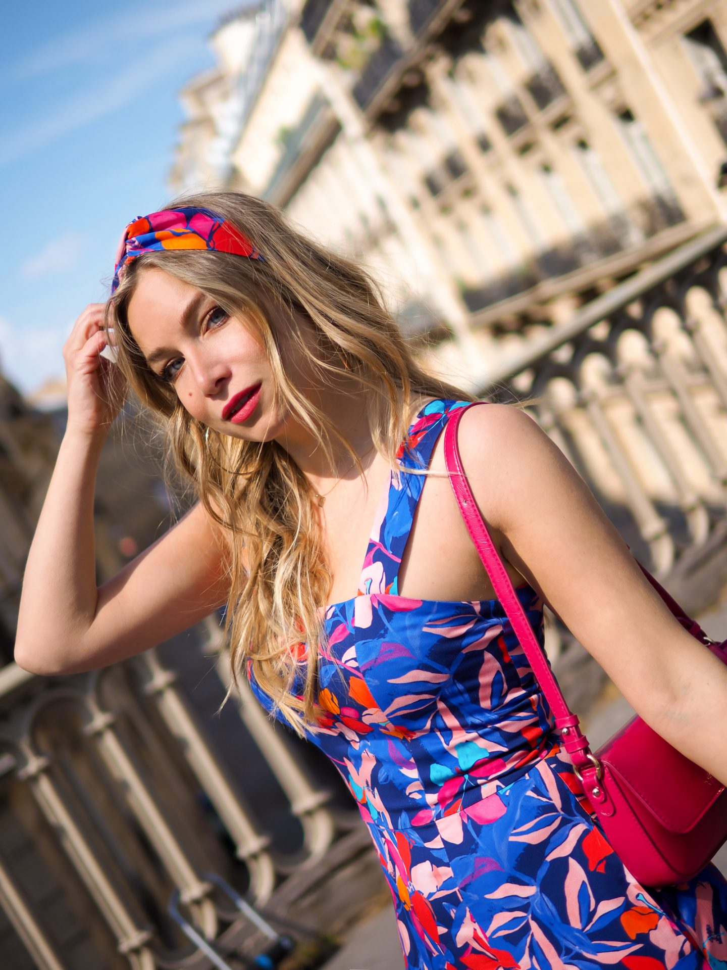 Dolce vita mood with Heroïnes Paris